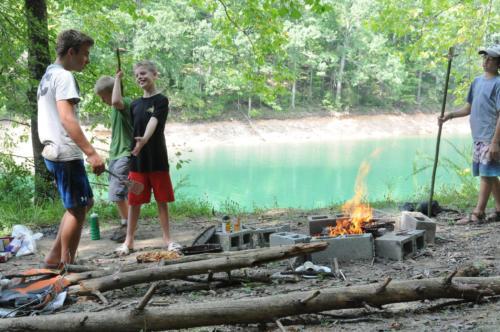 Camp Pellissippi - Aug 2015