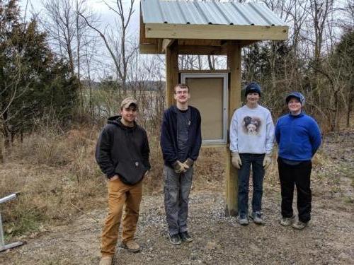 Nathan Paul Eagle Project Jan-Mar 2019
