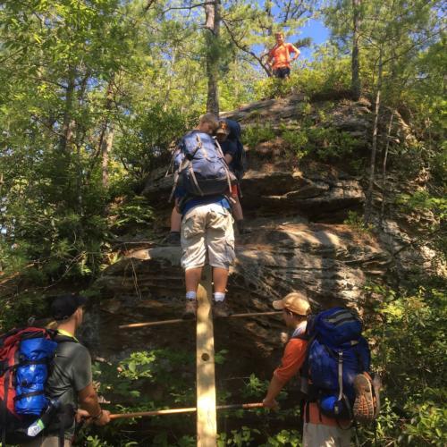 Red River Gorge KY Trip - Crew #2 - Jun 2017
