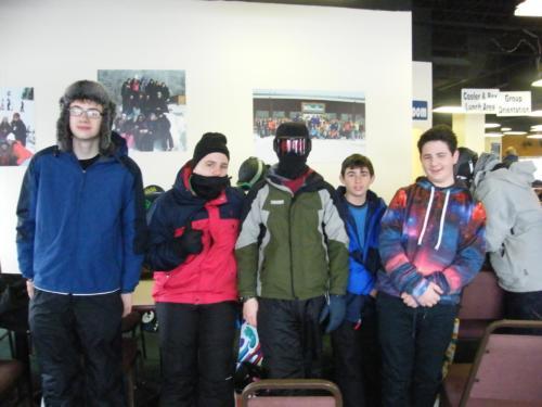 Winterplace Ski Trip - Jan 2017